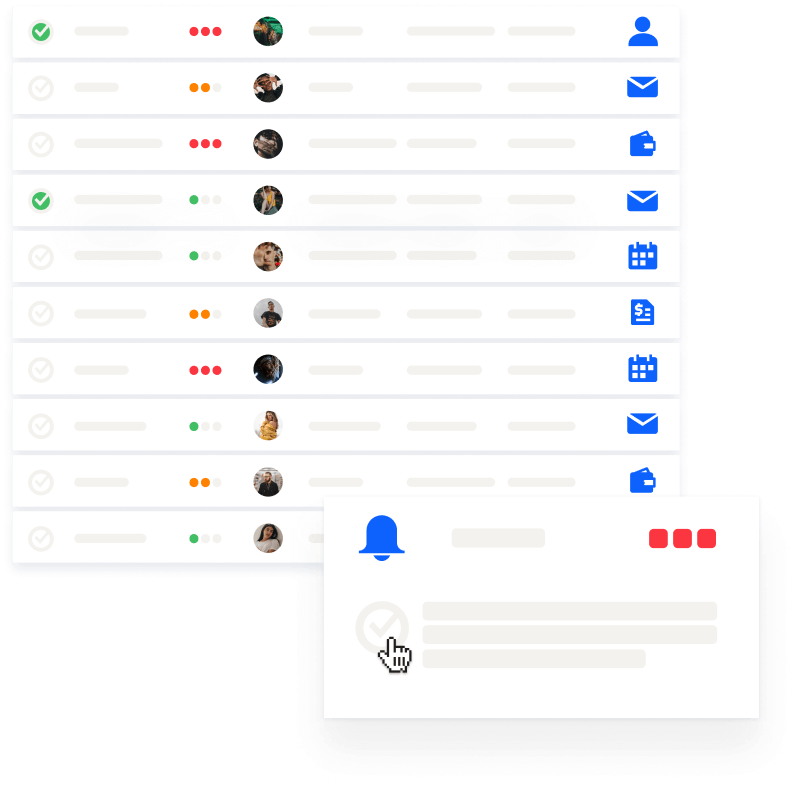 Glue Up helps you plan tasks across your team